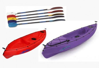 Wavedance Kayak Range